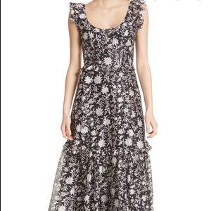Ulla Johnson Brigette Floral Dress